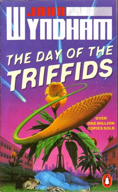 an essay on the novel the day of the triffids by john wyndham The day of the triffids, by john wyndham (1951)  a temporary thing, and in the  last paragraph of the book, wyndham suggests that research.