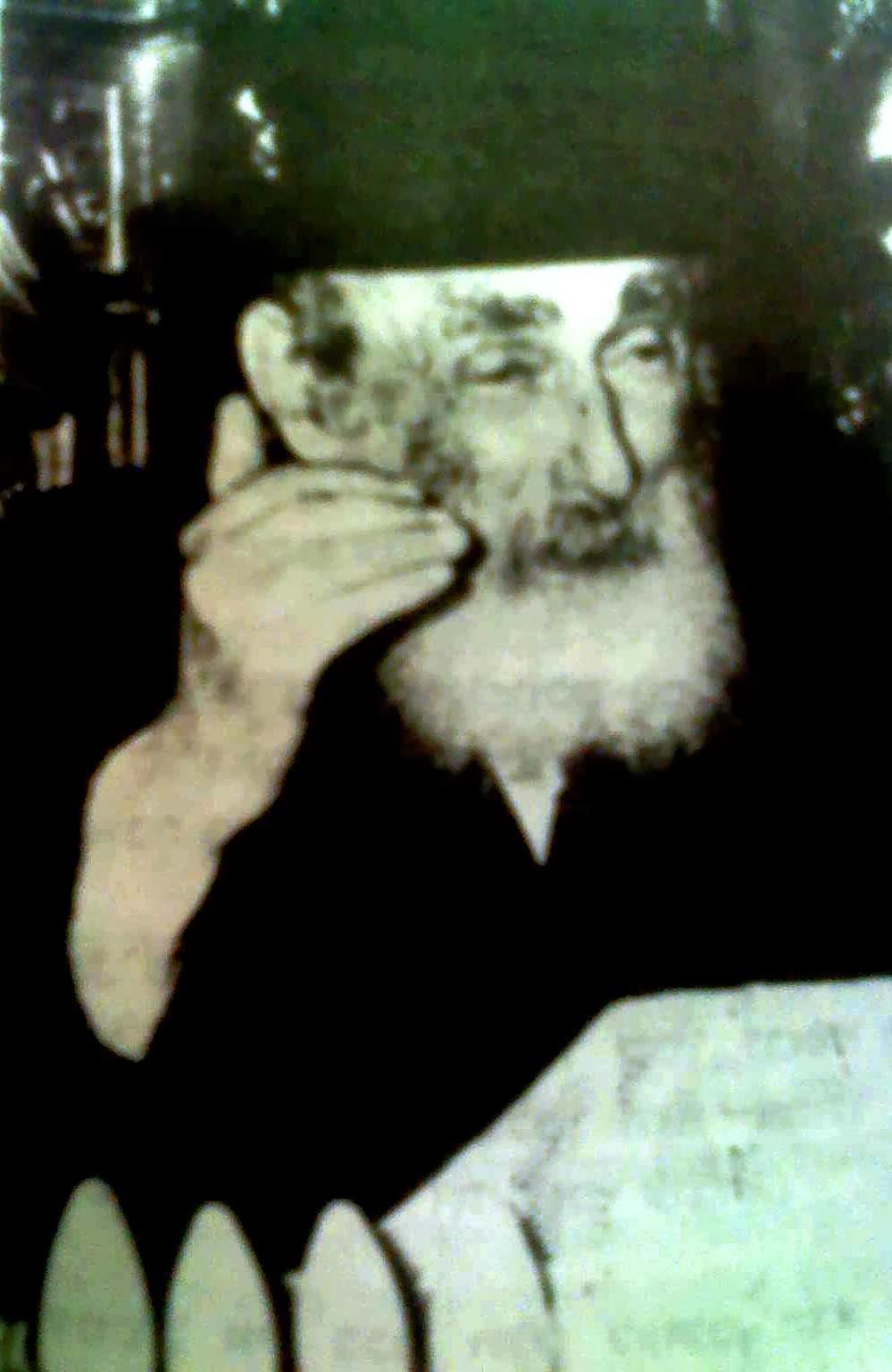 הרב  יחזקאל לוינשטיין