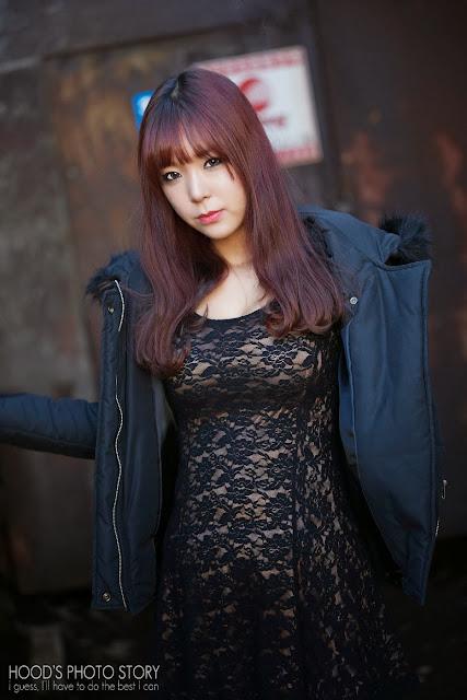 3 Han Soul outdoors - very cute asian girl-girlcute4u.blogspot.com