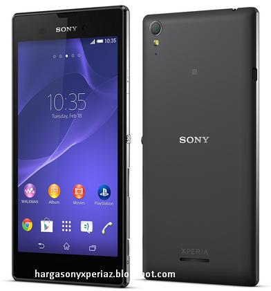 Kelebihan dan kekurangan Sony Xperia T3 Terbaru
