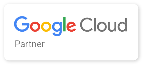 Registered Google Cloud Partner