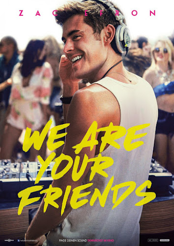 We Are Your Friends (Web-DL 720p Dual Latino / Ingles) (2015)