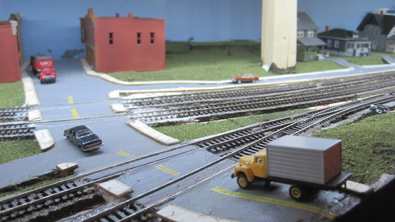 The rock island ottawa sands in n scale op session for Bureau junction il