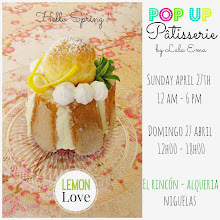 SPRING POP UP PÂTISSERIE