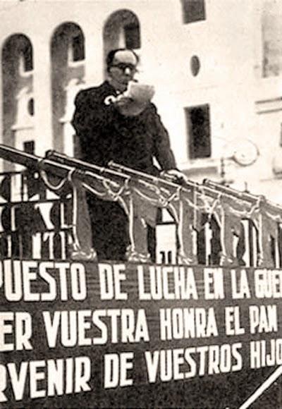 Discurso de Antonio Machado a las Juventudes Socialistas Unificadas (JSU, entonces comunistas). Valencia, 1 de mayo de 1937