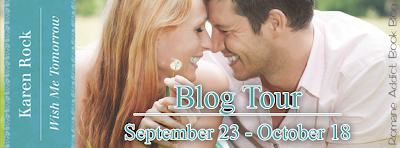 Blog Tour: Wish me Tomorrow by Karen Rock