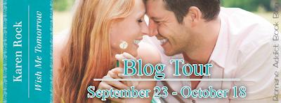Blog Tour: Wish me Tomorrow by Karen Rock