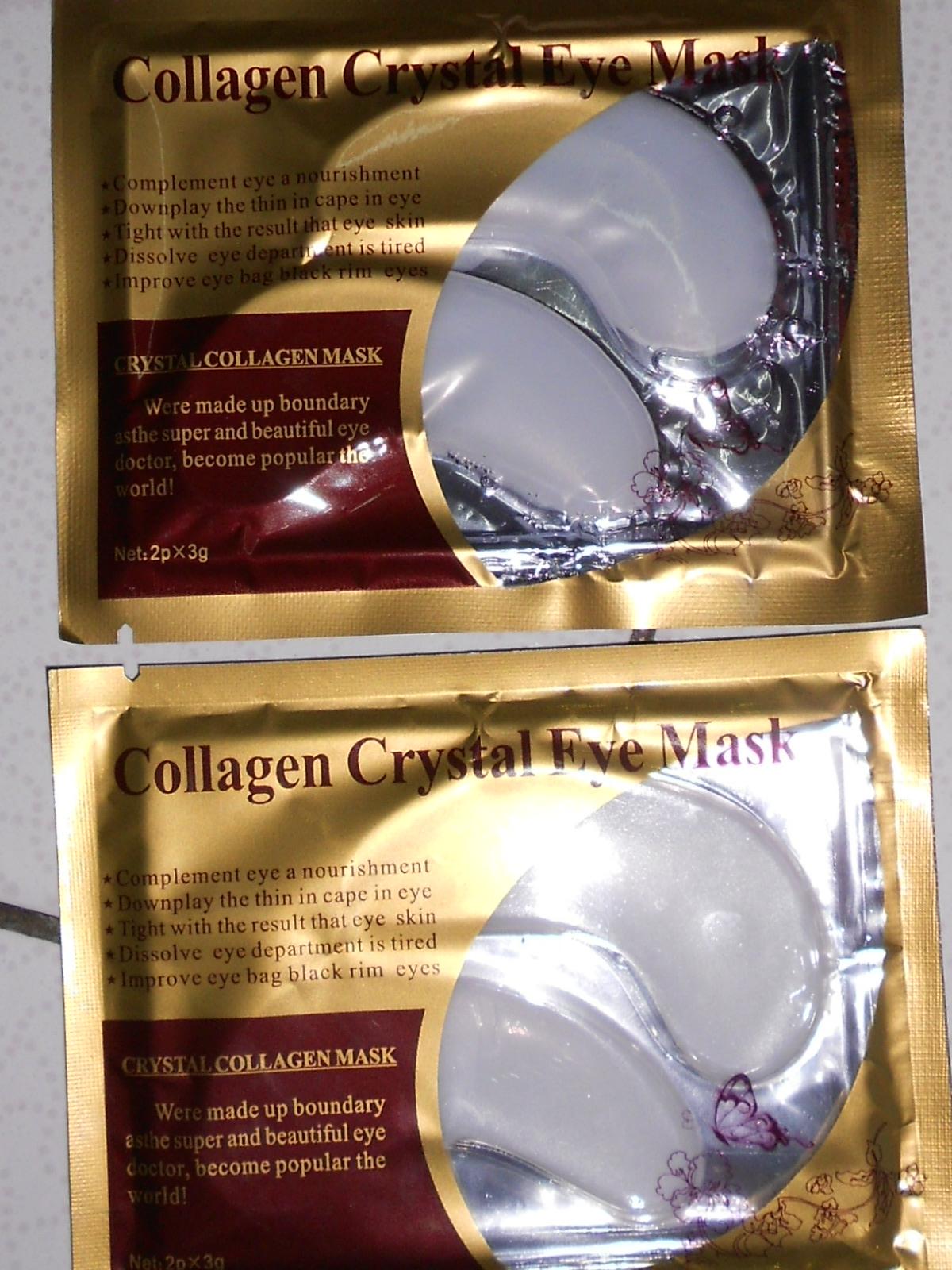 Resepi Pilihanblogspot Com Eye Mask Collagen Rm 2 Sekeping