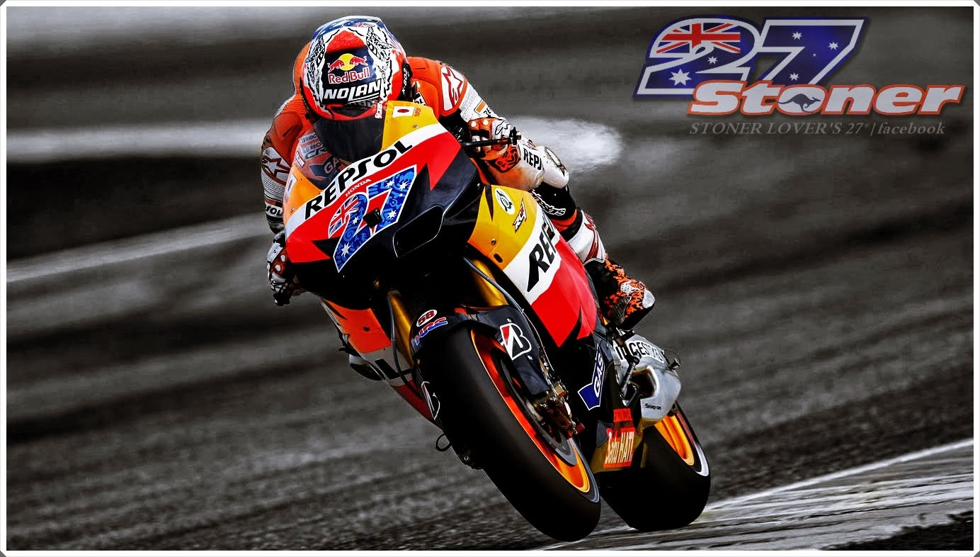 Casey Stoner Ducati Repsol Honda