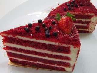 Resep Kue Red Velvet Kukus