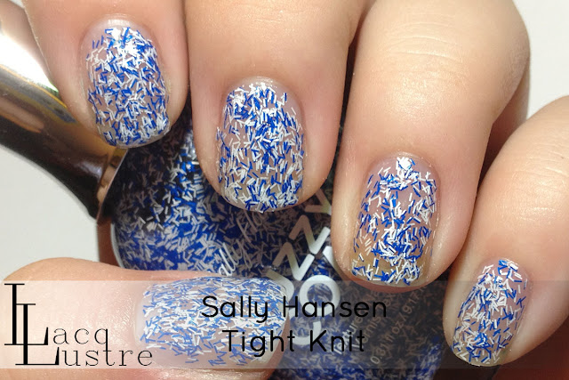 Sally Hansen Tight Knit swatch