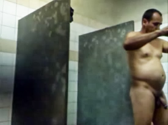Spy Dad Shower