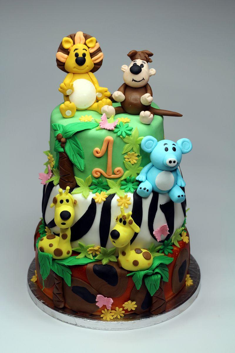 Best London Cakes Raa Raa Birthday Cake