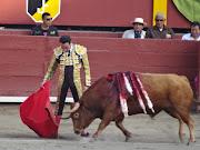 EL TORERO DE LIMA:GANADOR DEL ESCAPULARIO DE ORO 2014
