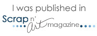 Scrap 'N Art Magazine (x2)