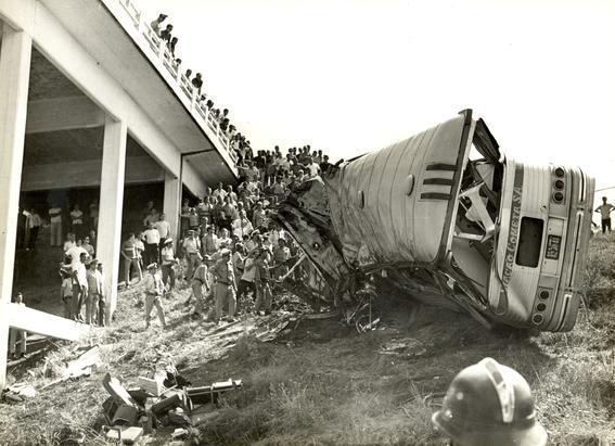 Acidente Viacao Cometa 1969 No Viaduto Das Almas 30 Mortos No