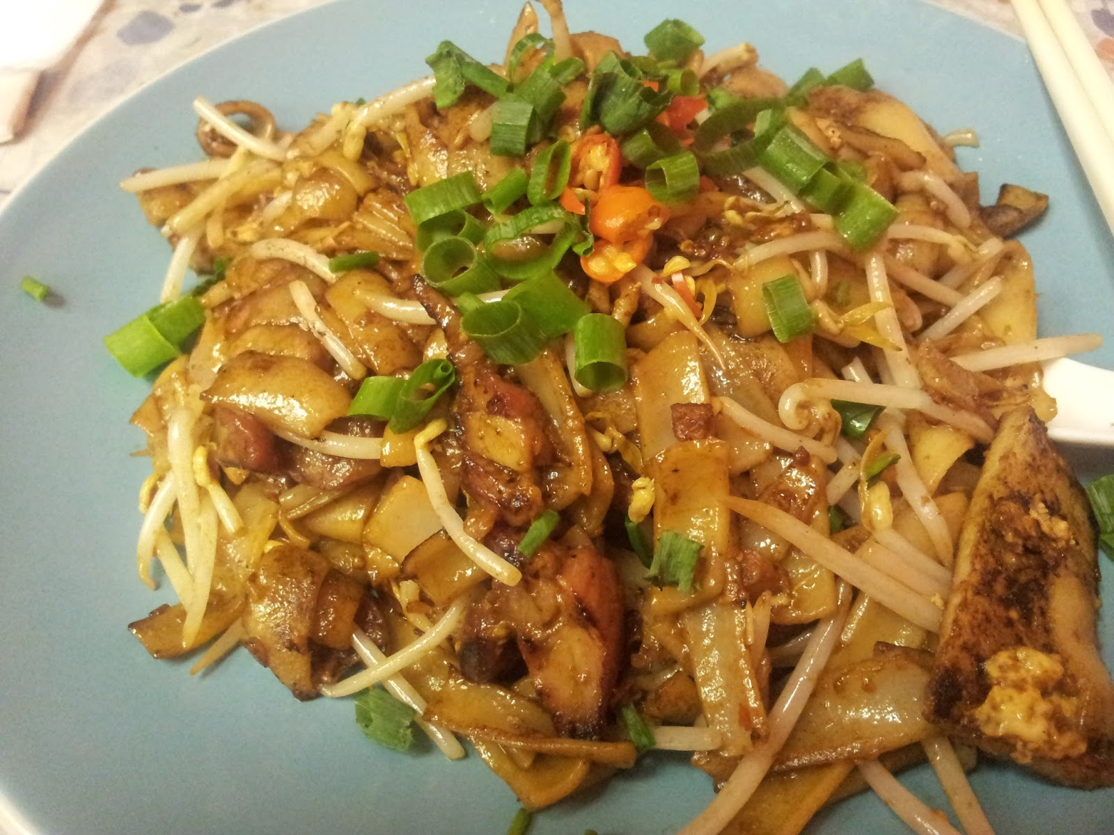 Malaysian, Char Kway Teow, Adelaide, Adelaide Central Markets, Asian
