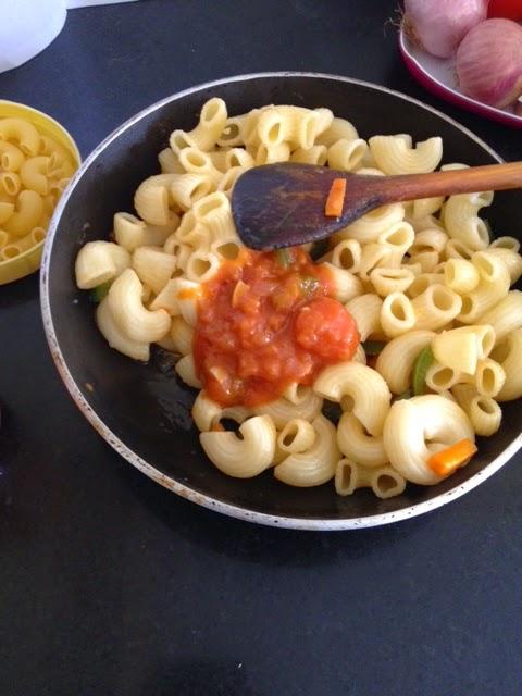 home made pasta sauce4