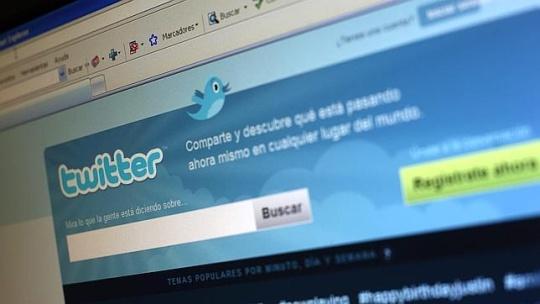Banner de la entrada Clientes de Twitter para PC