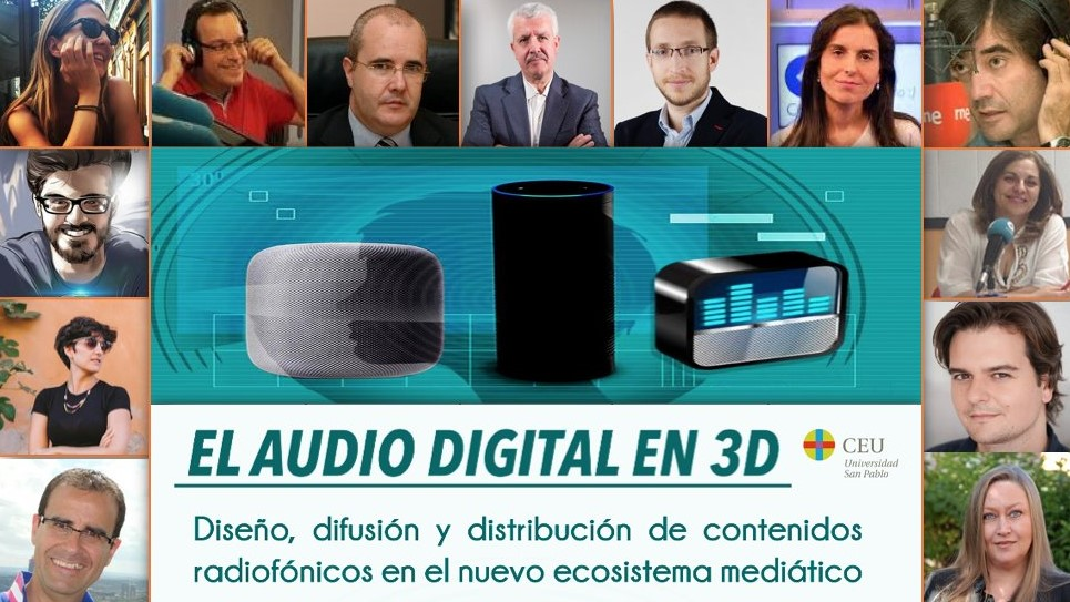 EL CEU ANALIZA EL FUTURO DEL AUDIO DIGITAL
