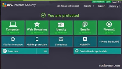 AVG Anti-Virus Free Download 2014