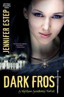 Dark Frost by Jennifer Estep
