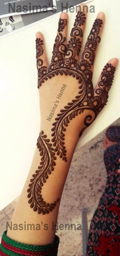 Elegant Eid Mehndi Designs Vol 7 Beauty Makeup Tips Jigartv