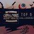 Top 5: Capas mais assustadoras
