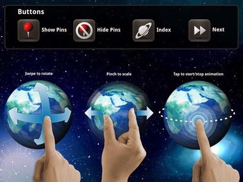 5 Aplikasi Interaktif  Untuk Belajar Astronomi