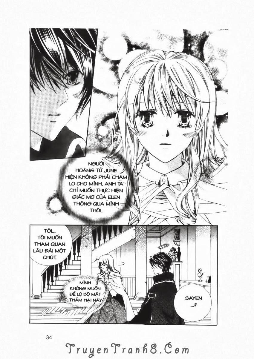 A Kiss For My Prince - Nụ Hôn Hoàng Tử Chapter 17 - Trang 35