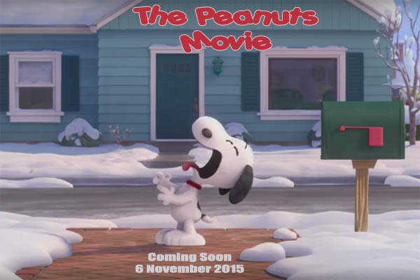 Download The Peanuts Movie (2015) Bluray 720p Subtitle Indonesia