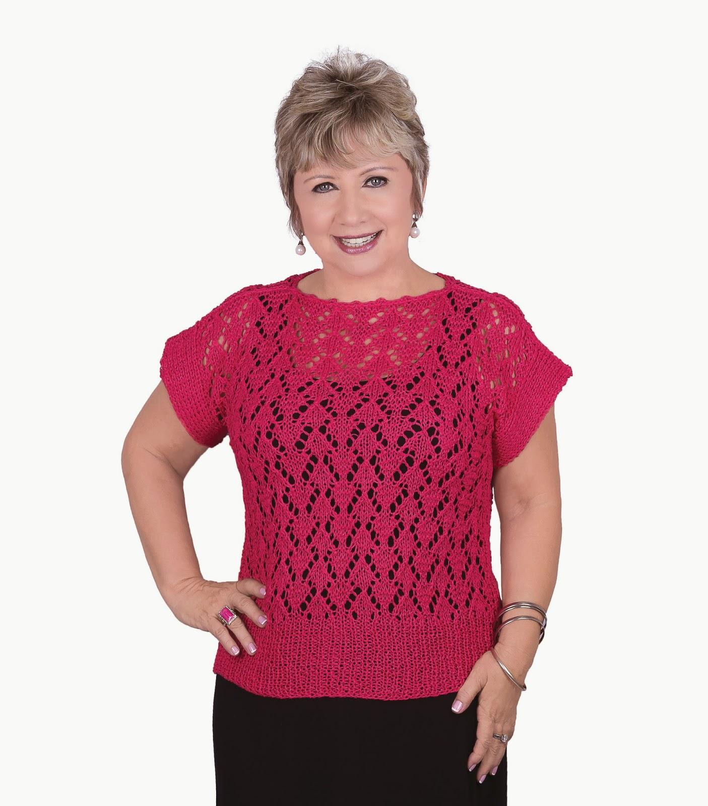 tricoterapia dia de tricô na vitrine do artesanato nossa dica de
