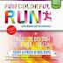 Fun Colorful Run with Bank Artha Graha, Bandung 28 Desember 2014
