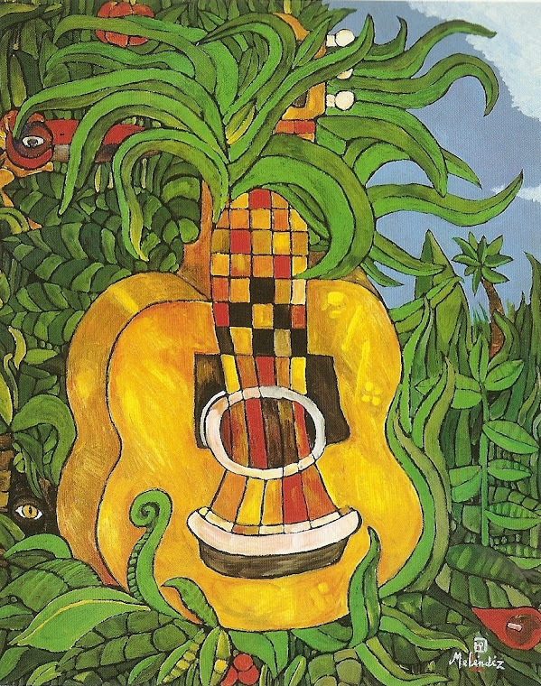 """GUITARRA TROPICAL"""