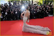 Red Carpet em Cannes é momento glamour total, se você for muito simples .