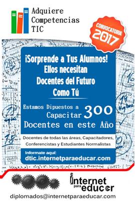 Diplomado Docentes TIC Siglo XXI