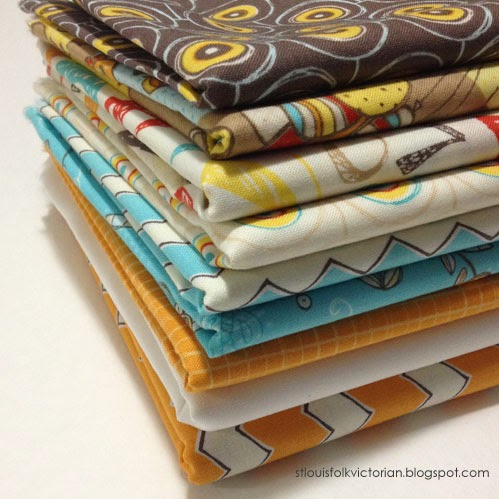 Camelot Fabrics Playground collection