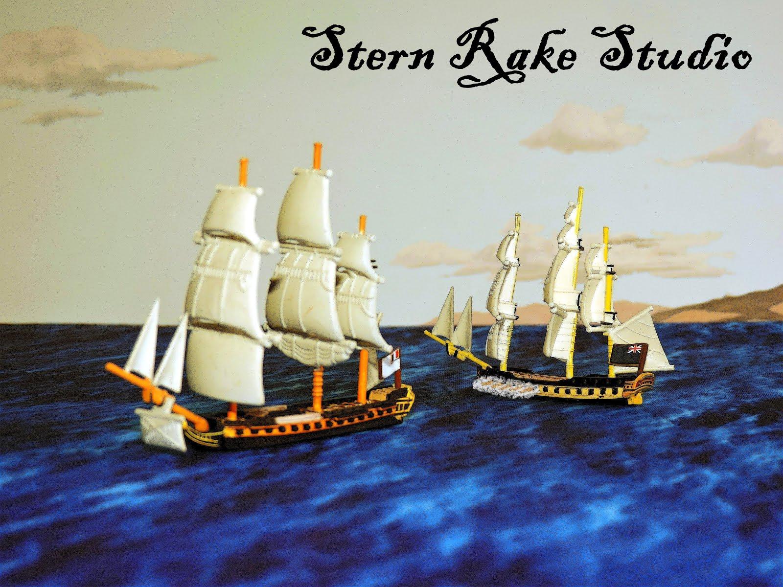 Stern Rake Studio Logo