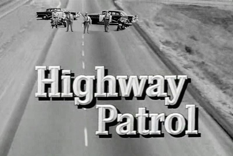 Highway Patrol opening shot