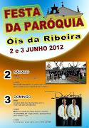 FESTA DA PARÓQUIA DE OIS DA RIBEIRA