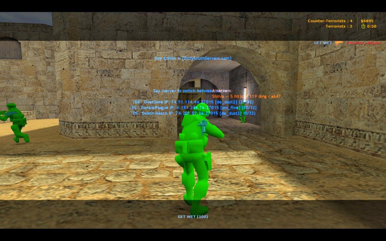 sACxjGY Counter Strike Green Wallhack Duvar Hilesi indir