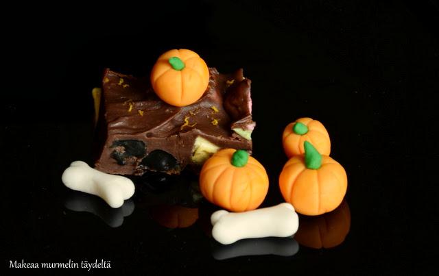 halloween makeat leivonnaiset
