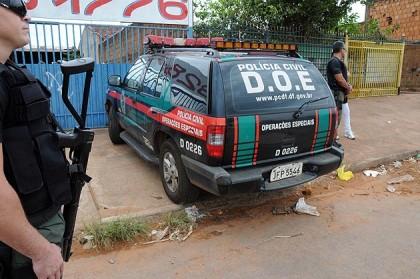 Polícia Civil desarticula suposta quadrilha que agia em São Sebastião