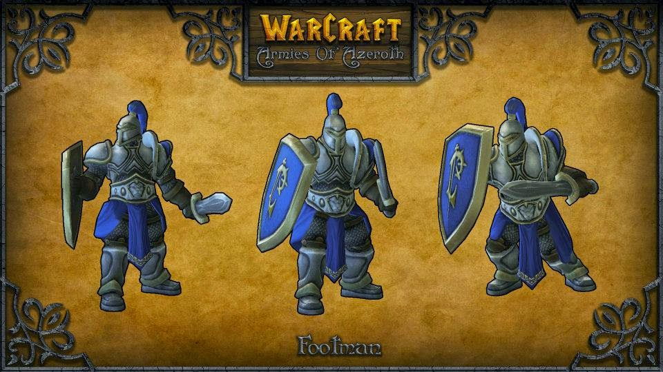 WarCraft: Armies Of Azeroth