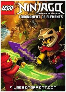 LEGO Ninjago Torneio dos Elementos Dublado Torrent