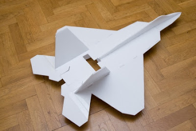 how to make a paper spitfire plane easy simple model