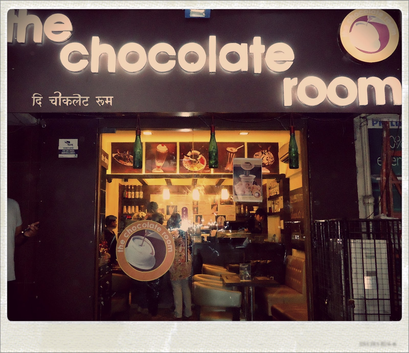Chocosophy: The Chocolate Room, Ghatkopar, Mumbai