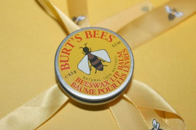 Burts Bees Lip Balms