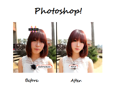 ULZZANGZ TRANSFORMATION     BEFORE  amp  AFTER EFFECTSUlzzang Transformation Before And After