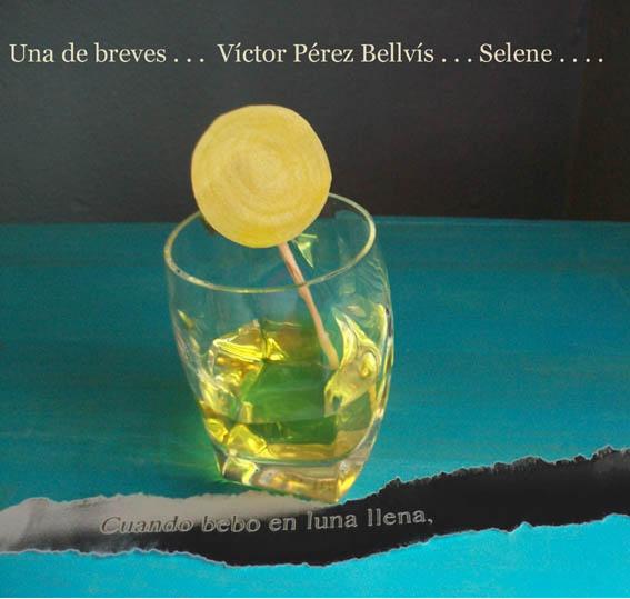 Selene, relato de Víctor Pérez Bellvís